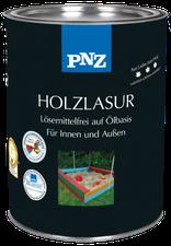PNZ Lasur für Holz lasurweiß 0,75 L