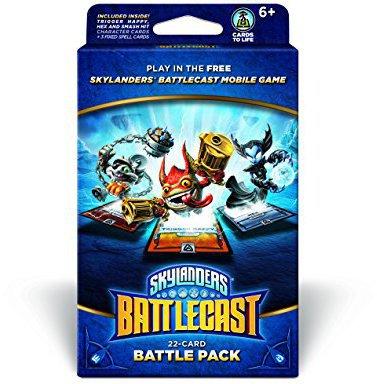 Activision Skylanders: Battlecast - Battle Pack