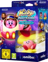 Kirby: Planet Robobot + amiibo Kirby (3DS)