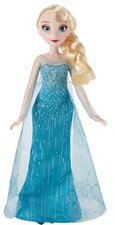 Hasbro Disney Prinzessin Schimmerglanz - Elsa aus der Schneekönigin