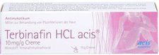 Acis Terbinafin HCL acis 10 mg/g Creme (15 g)