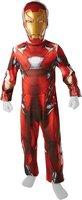 Rubies Iron Man Classic Civil War - Child (620676)