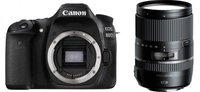 Canon EOS 80D Kit 16-300 mm Tamron