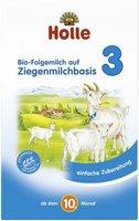 Holle Bio-Folgemilch auf Ziegenmilchbasis 3 (400 g)