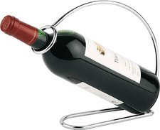 APS Germany Weinflaschenhalter verchromt