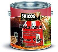 Saicos Holzlasur 0,75 l mahagoni