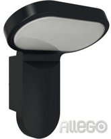 ESYLUX LED-Außenleuchte OL 200 weiß