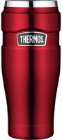 Thermos Stainless King 0,47 l, Isoliertrinkbecher cranberry