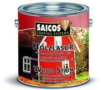Saicos Holzlasur 2,5 l ebenholz