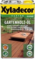 Xyladecor Gartenholz-Öl 2,5 Liter farblos