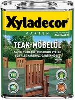Xyladecor Teak-Möbelöl 750 ml farblos