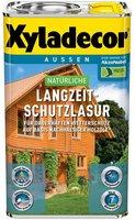 Xyladecor natürliche Langzeit-Schutzlasur 4 l teak