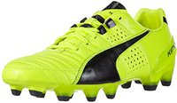 Puma King II FG safety yellow/black