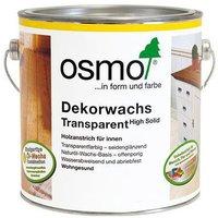 Osmo Dekorwachs Transparent Mahagoni 2,5 Liter (3138)