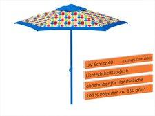 Schneider Schirme Puntito Ø 220 cm