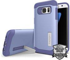 Spigen SGP Slim Armor Case (Galaxy S7 edge) Violet