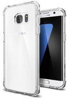 Spigen SGP Case Crystal Shell (Galaxy S7 edge) Clear Crystal