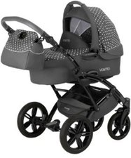Knorr-Baby Voletto Tupfen Limited Edition Grau