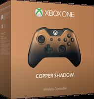 Microsoft Xbox One Wireless Controller Copper Shadow