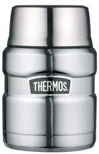Thermos King Essensbehälter edelstahl, matt 0,47 l