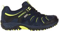 Merrell Chameleon Low Waterproof navy/black/lime