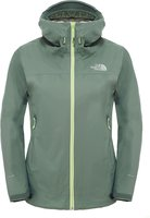 The North Face Women's Diad Jacket Laurel Wreath Green