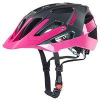 Uvex Quatro pink matt