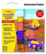 Eberhard Faber Sculpey Activity Kit Eraser Cars 2