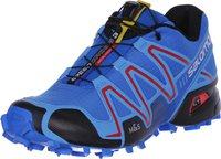 Salomon Speedcross 3 bright blue/process blue/radiant red