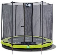 Exit Trampolin Twist Ground 183 cm mit Sicherheitsnetz
