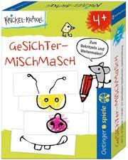 Oetinger Krickel-Krakel Gesichter Mischmasch