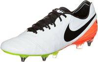Nike Tiempo Legend VI SG-PRO white/black/total orange/volt