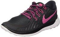 Nike Free 5.0 2015 Women black/vivid pink/white