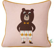 Ferm Living Bear Cushion 30 x 30 cm