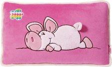 Nici Selection Kissen Schwein pink 43 x 25 cm