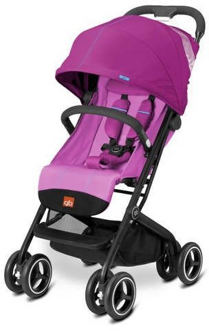 GB Buggy Qbit Plus Posh Pink