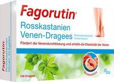 Fagorutin Fagorutin Rosskastanien Venen-Dragees (100 Stk.)