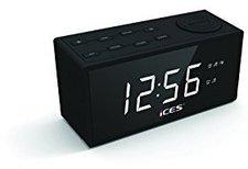 Ices ICR-240 schwarz