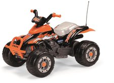 Peg Perego Corral T-Rex 12V orange