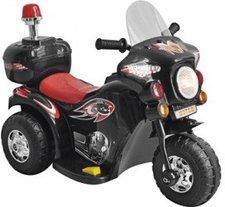 vidaXL Kindermotorrad batteriebetrieben schwarz