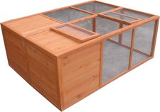 Mucola Freigehege für Hasen / Kaninchen (50003160)