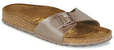 Birkenstock Madrid Birko-Flor graceful hazel
