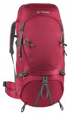 Vaude Women's Astrum 60+10 dark plum