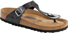 Birkenstock Gizeh Birko-Flor magic galaxy black