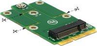 DeLock mini-PCIe M.2 Adapter (62654)