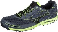Mizuno Wave Hayate 2 Men's castle rock/black/safety yellow