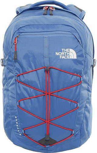 The North Face Borealis moonlight blue/tnf red