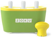 Zoku Quick Pop Maker grün
