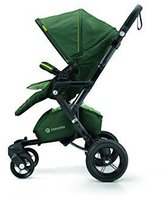 Concord Kinderwagen Neo Travel-Set Jungle Green (2016)