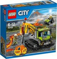 LEGO City - Volcano Crawler (60122)
